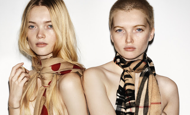 Burberry SS16 Fashion Campaign