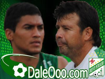 Oriente Petrolero - Alcides Peña, Erwin Sánchez - Club Oriente Petrolero