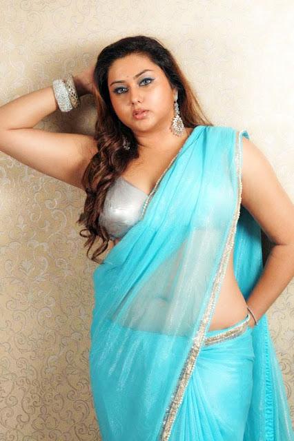 Actress Namitha Navel Show Photos