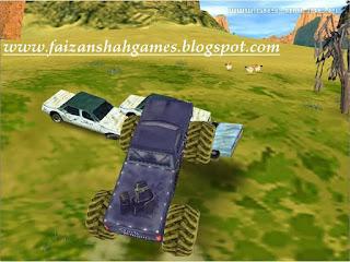 Monster truck fury game