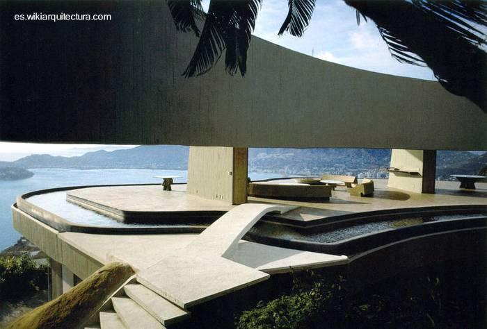 Arquitectura de casas moderna org nica y futurista en m xico for Casas futuristas