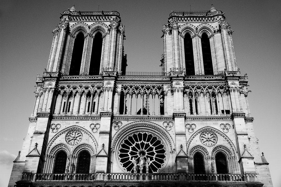 Paris: Paris Black And White