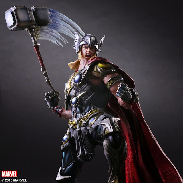 marvel the avengers thor action figure