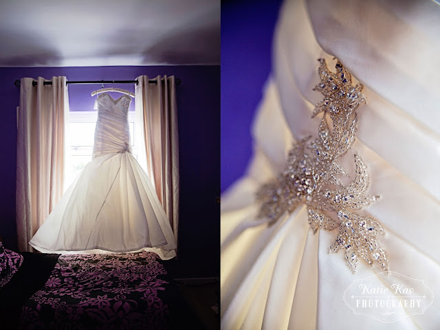 Bijou Bridal wedding dress
