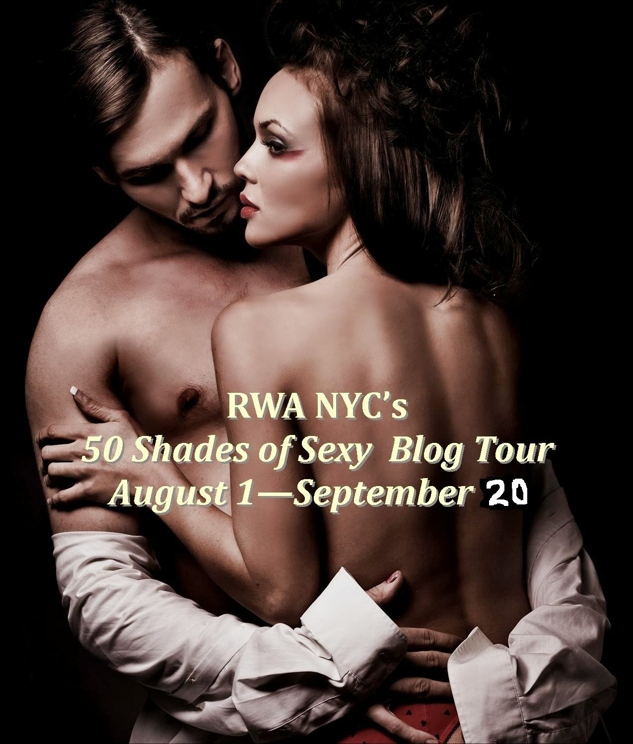 50 Shades of Sexy Blog Tour (2013)