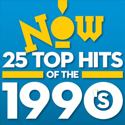 Download Now 25 Top Hits Of The 1990s MI0003788627