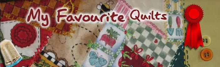 My favourite quilts