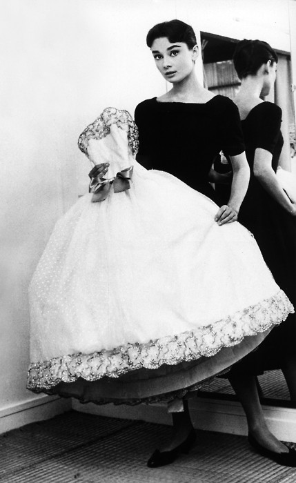 Audrey Hepburn: icona rettangolo