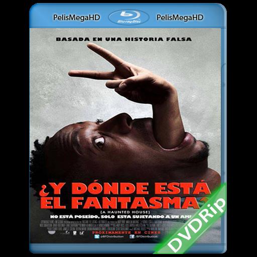 ¿Y DONDE ESTA EL FANTASMA? (2013) DVDRIP ESPAÑOL LATINO