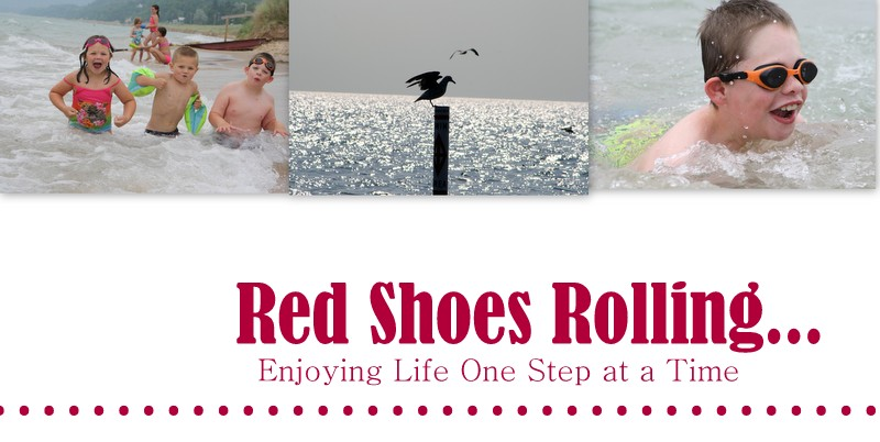 Red Shoes Rolling