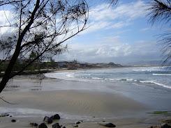 Praia da Ribanceira - SC