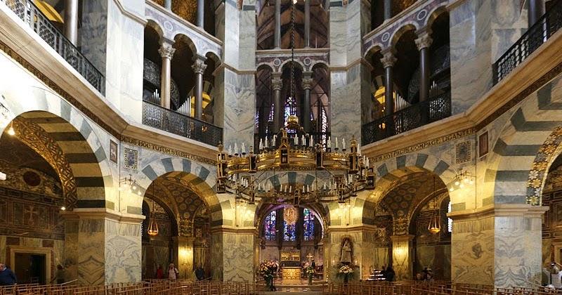La arquitectura carolingia por el amor del art e for Innenarchitektur aachen