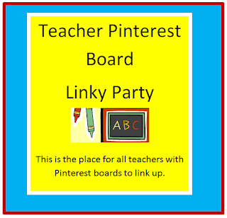 Teacher's Pinterest Party