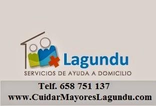 Servicios De Ayuda a Domicilio Lagundu Gipuzkoa Donostia Irun Hondarribia