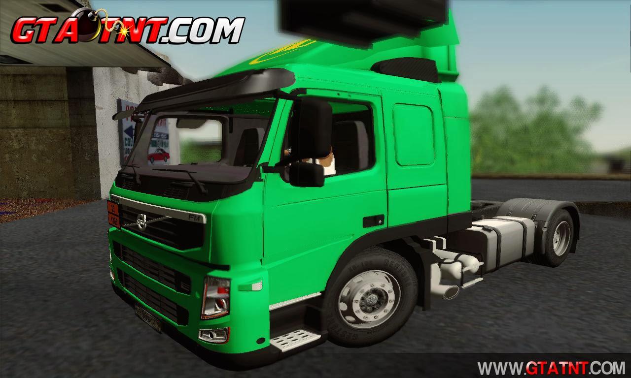 GTA SA - Volvo FM 13 (IVLM)