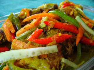 Resep Masakan Acar Sidoarjo