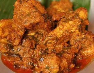Cara Mudah Memasak Rendang Ayam