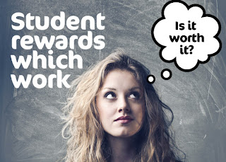 Student rewards which work