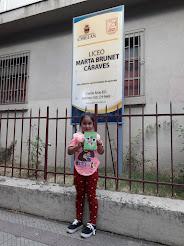 Nieta Yanka Margarita y libro Destinos