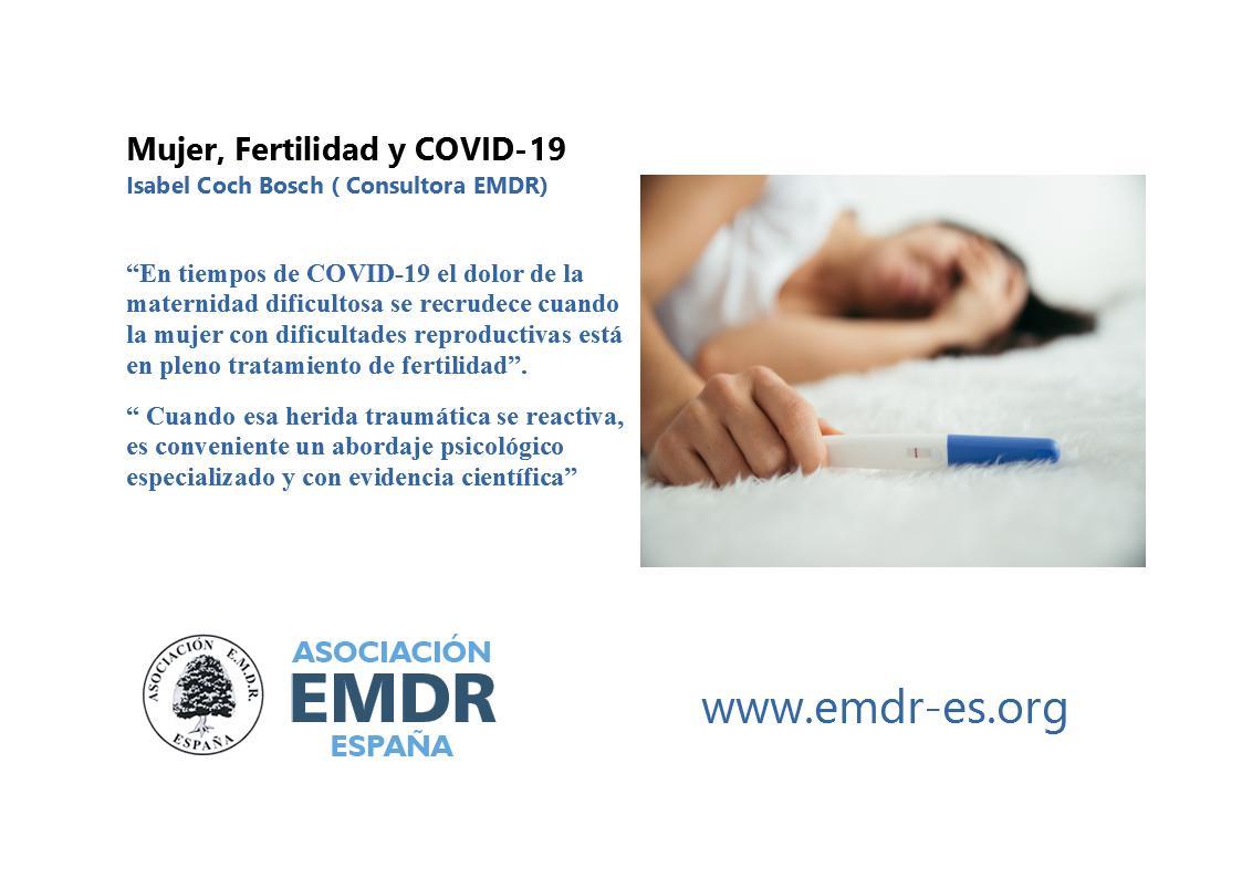 Mujer, Fertilidad y COVID-19