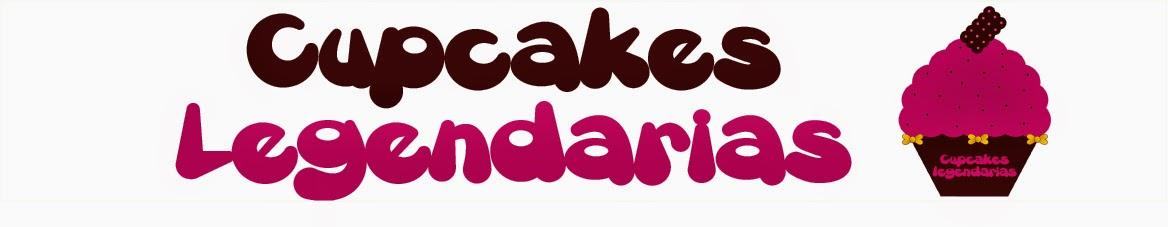 Cupcakes Legendarias