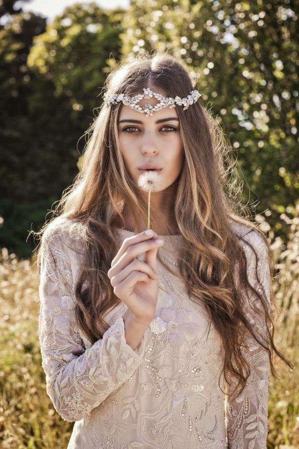 Coboho best boho hairstyles for spring httponefabdaybo and luca wedding dresses 2014 i love this hair style it just like that for the original boho wedding inspirations or urmus Image collections