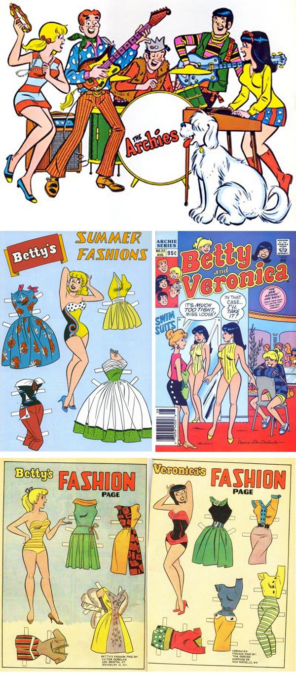 Retro Let's Go! Vintage Festival, Durban - Archie Comics outfit inspiration