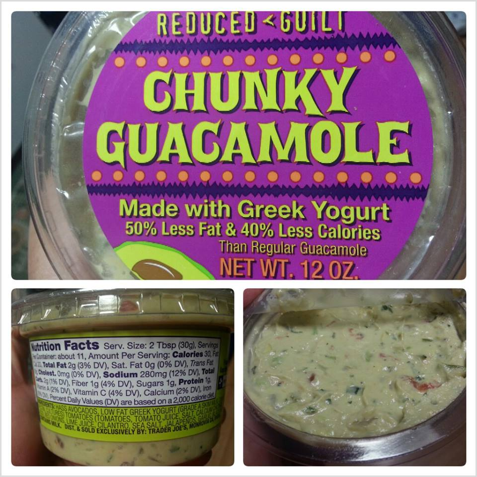 Light Guacamole Recipe — Dishmaps