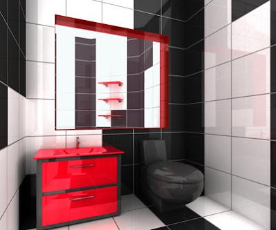 Ideas para aprovechar el espacio en un ba o peque o for Como disenar un bano muy pequeno