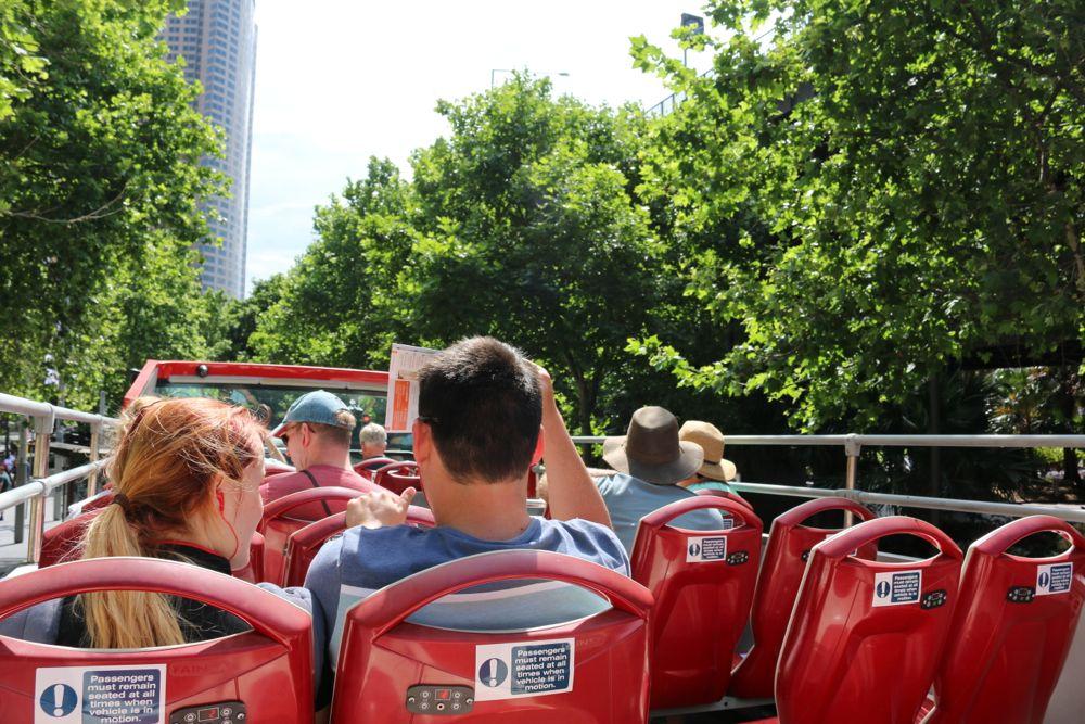 sydney bus tour