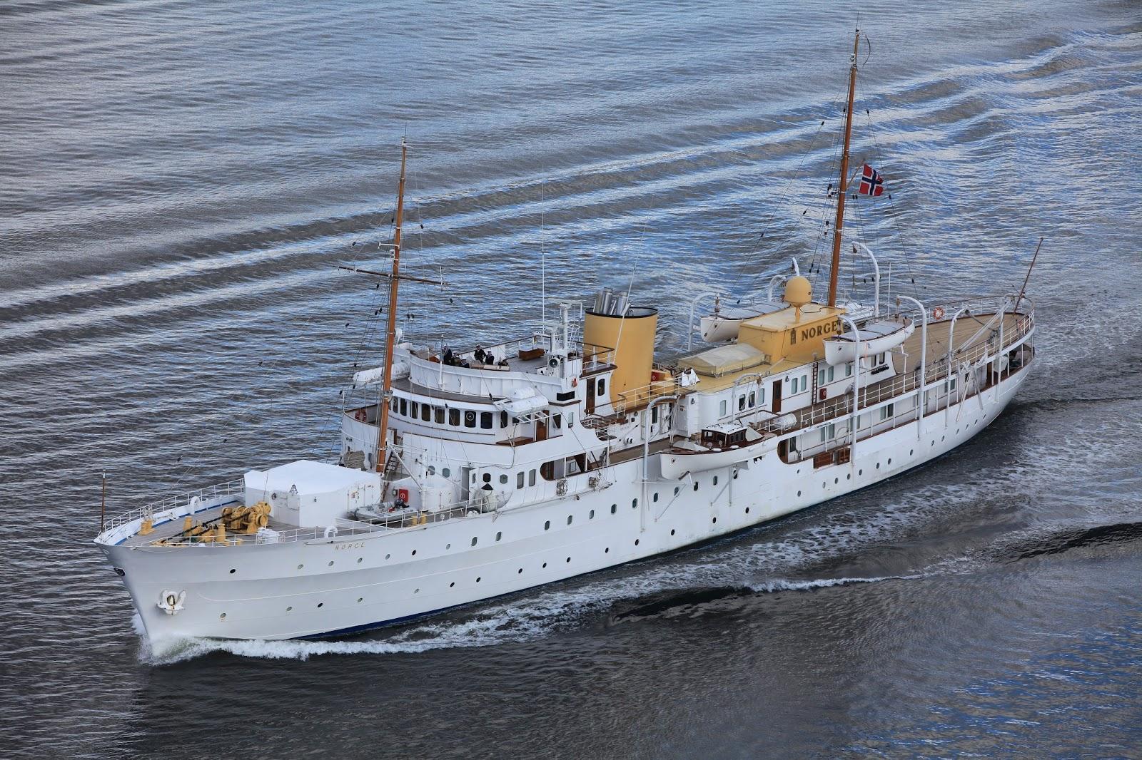 Megayacht NORGE