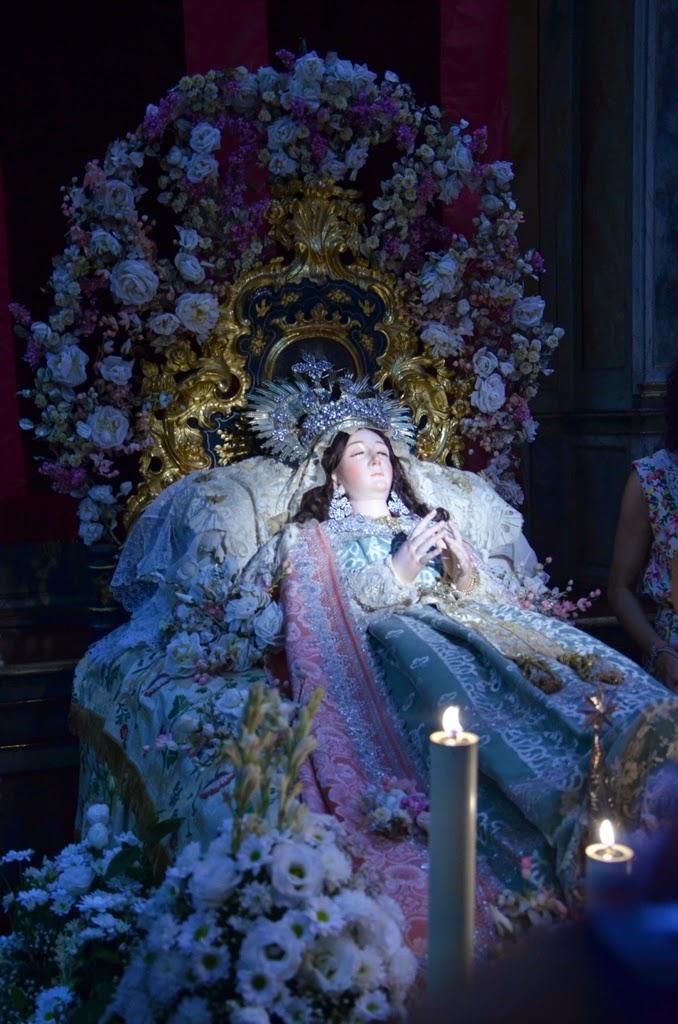 Vírgenes dormidas de Sevilla