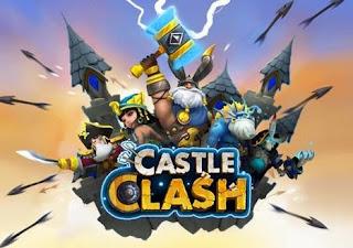 Cara Dapat Gems Gratis di Castle Clash (Konflik Kastil)