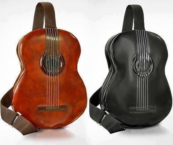 Guitar backpacks: