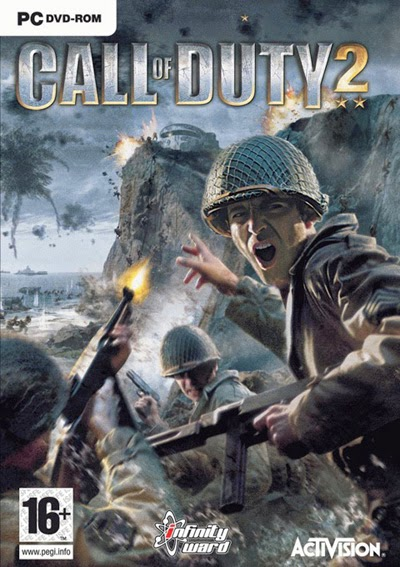 لعبة Call Of Dut American Rush 2 مضغوطة بحجم 460MB