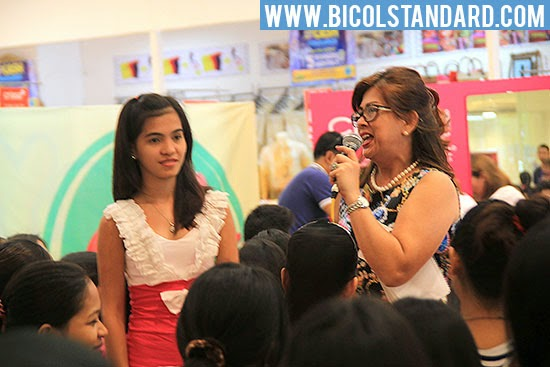 1st Bikol Beauty and Confidence Summit (PHOTO: BICOLSTANDARD.COM)
