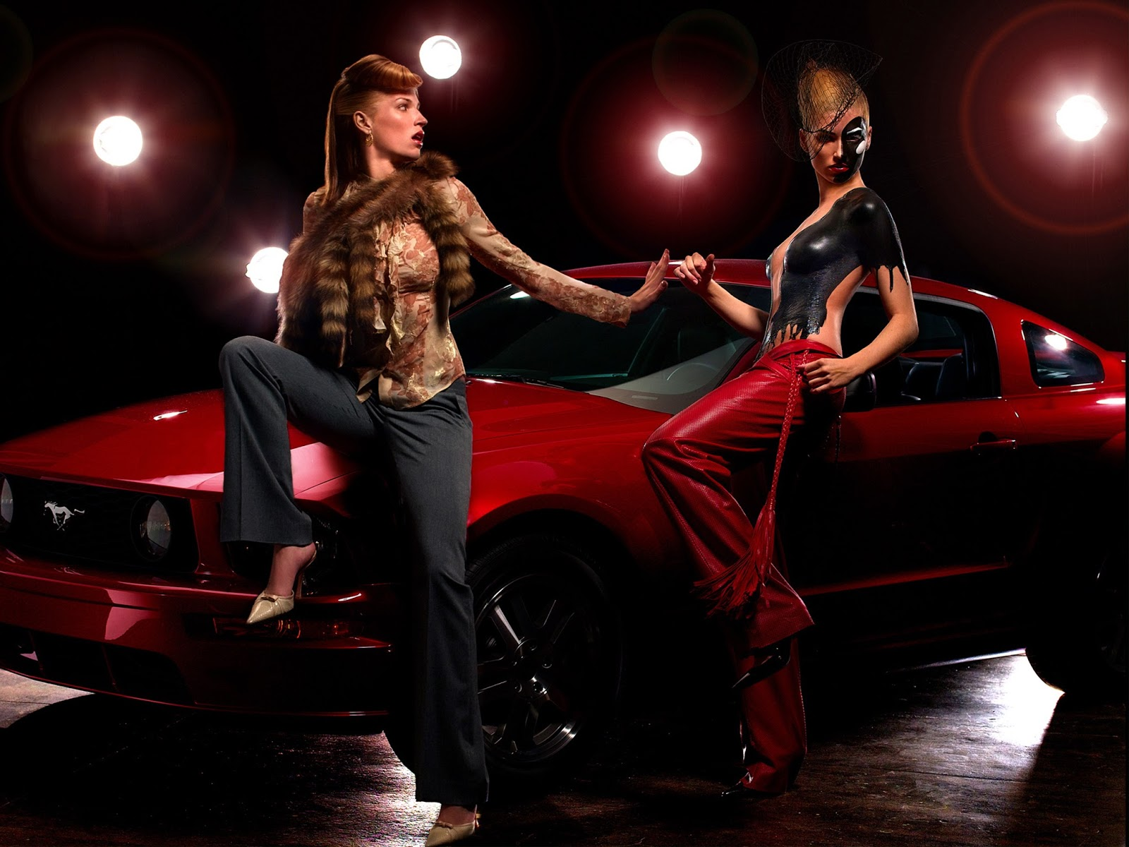 next top model blog antm c3 alter egos with ford mustang. Black Bedroom Furniture Sets. Home Design Ideas