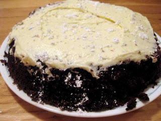 Guinness Chocolate Cake Photo