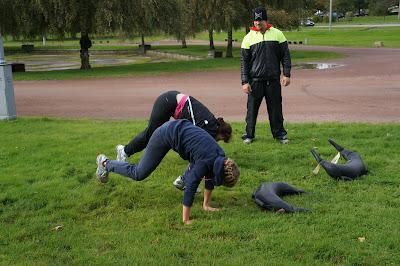 Stay Fit träningsblogg på Root Camp