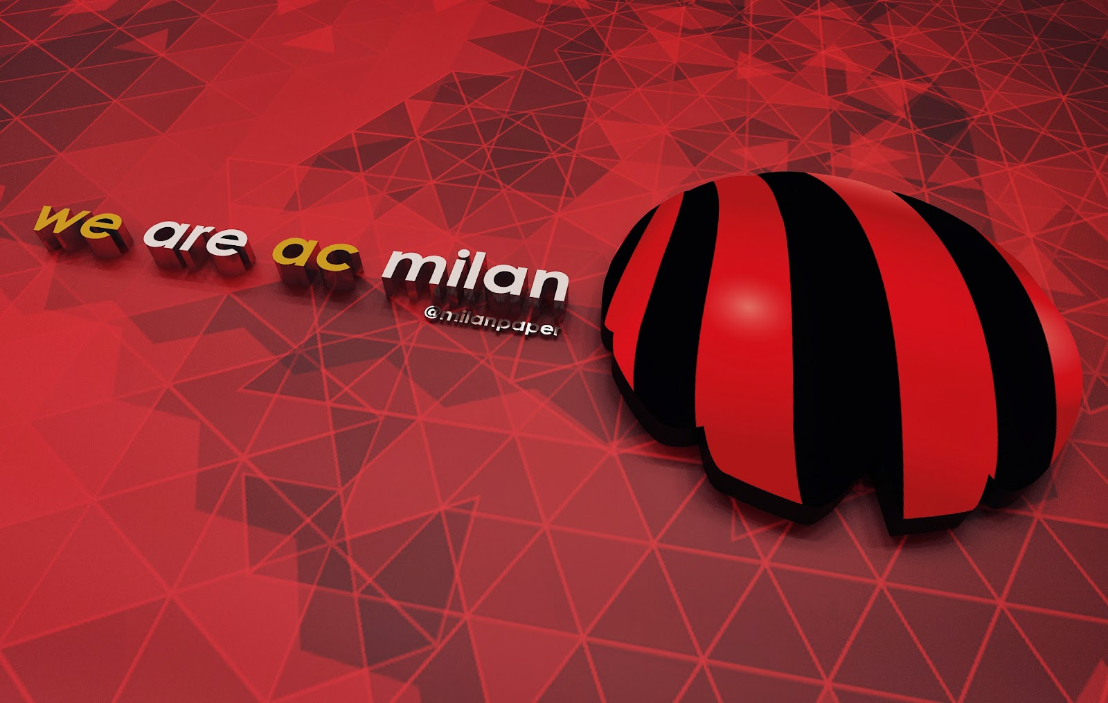 Hd wallpaper ac milan - Ac Milan Smartphone Wallpaper