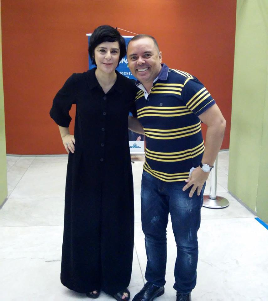A querida Fernanda Takai