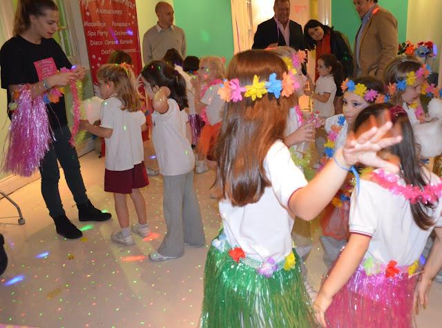 Nuestro reino, fiestas infantiles y eventos.