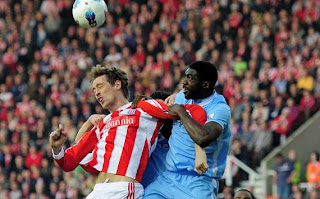 Prediksi Jitu Skor Stoke City vs Manchester City 15 September 2012