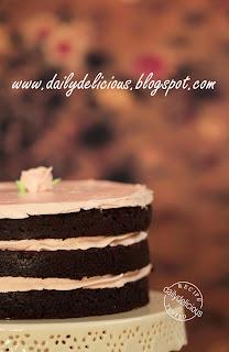 Kfc Chocolate Cake