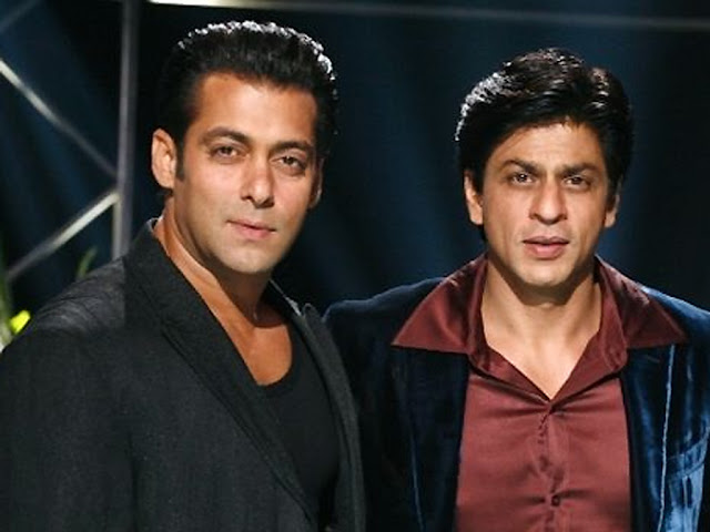 Shahrukh and Salman together on Big Screens soon