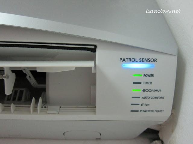 Panasonic aircond