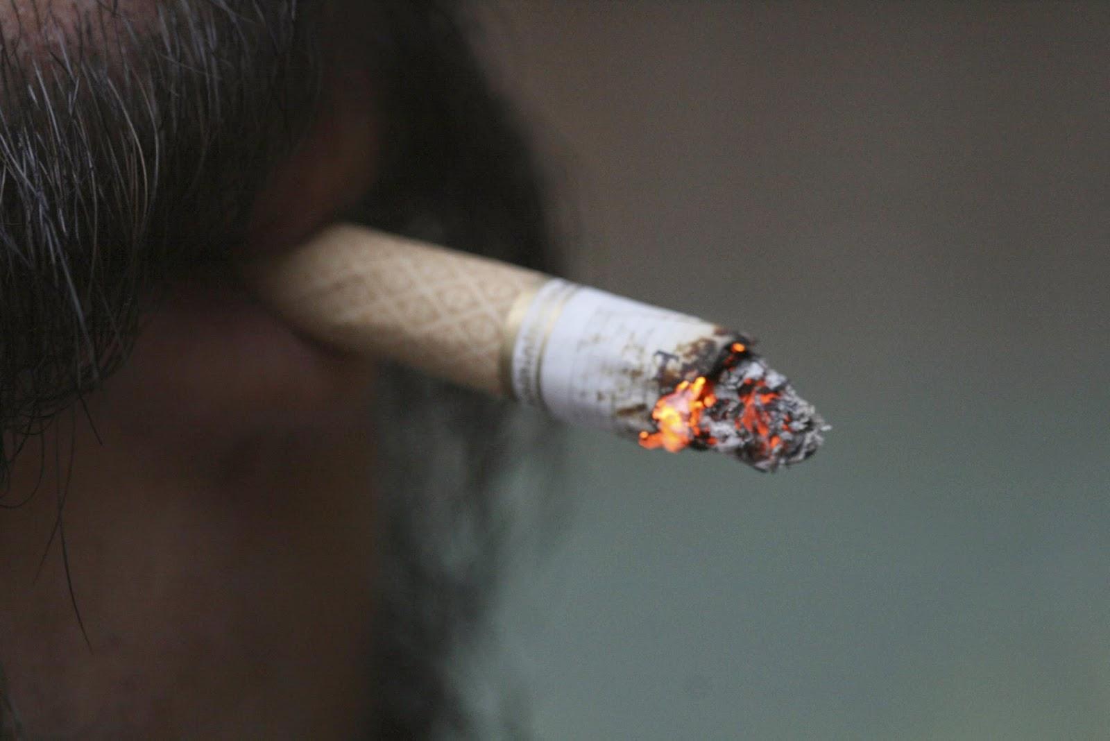 Rokok Pemicu Kolesterol Tinggi