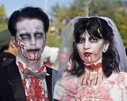 No podía resistirme más zombies