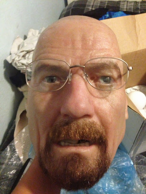 Walter White Halloween Costume