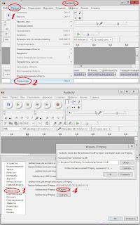 Указание пути к файлу avformat-52.dll вручную